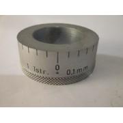 Skalenring 1 Teilstrich 0,10mm für Support